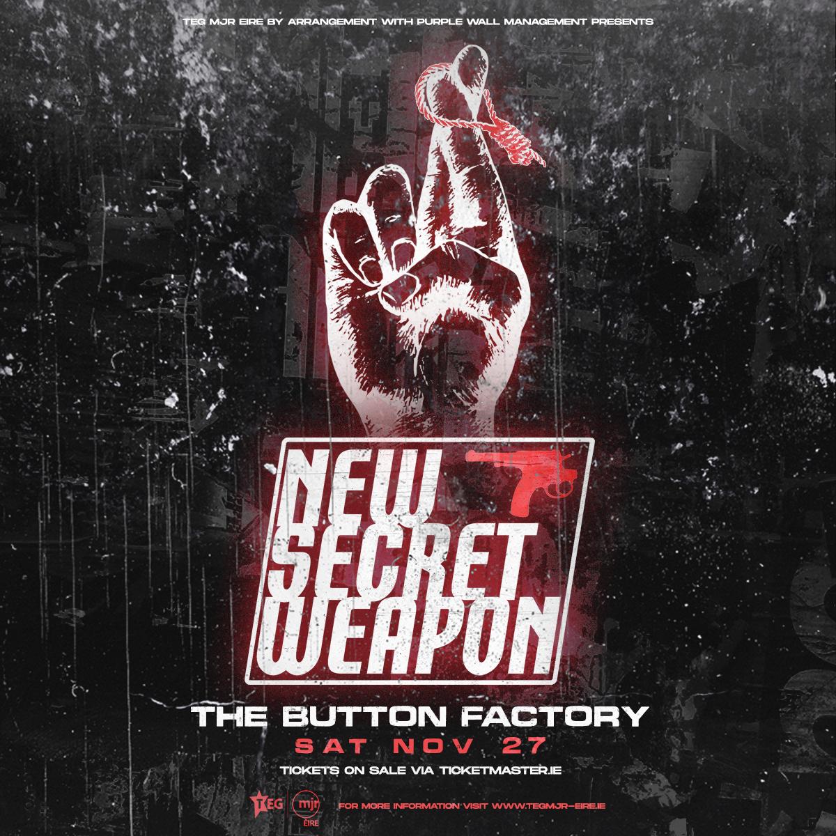 New Secret Weapon